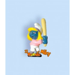 2.0186-Puffetta gioca a baseball