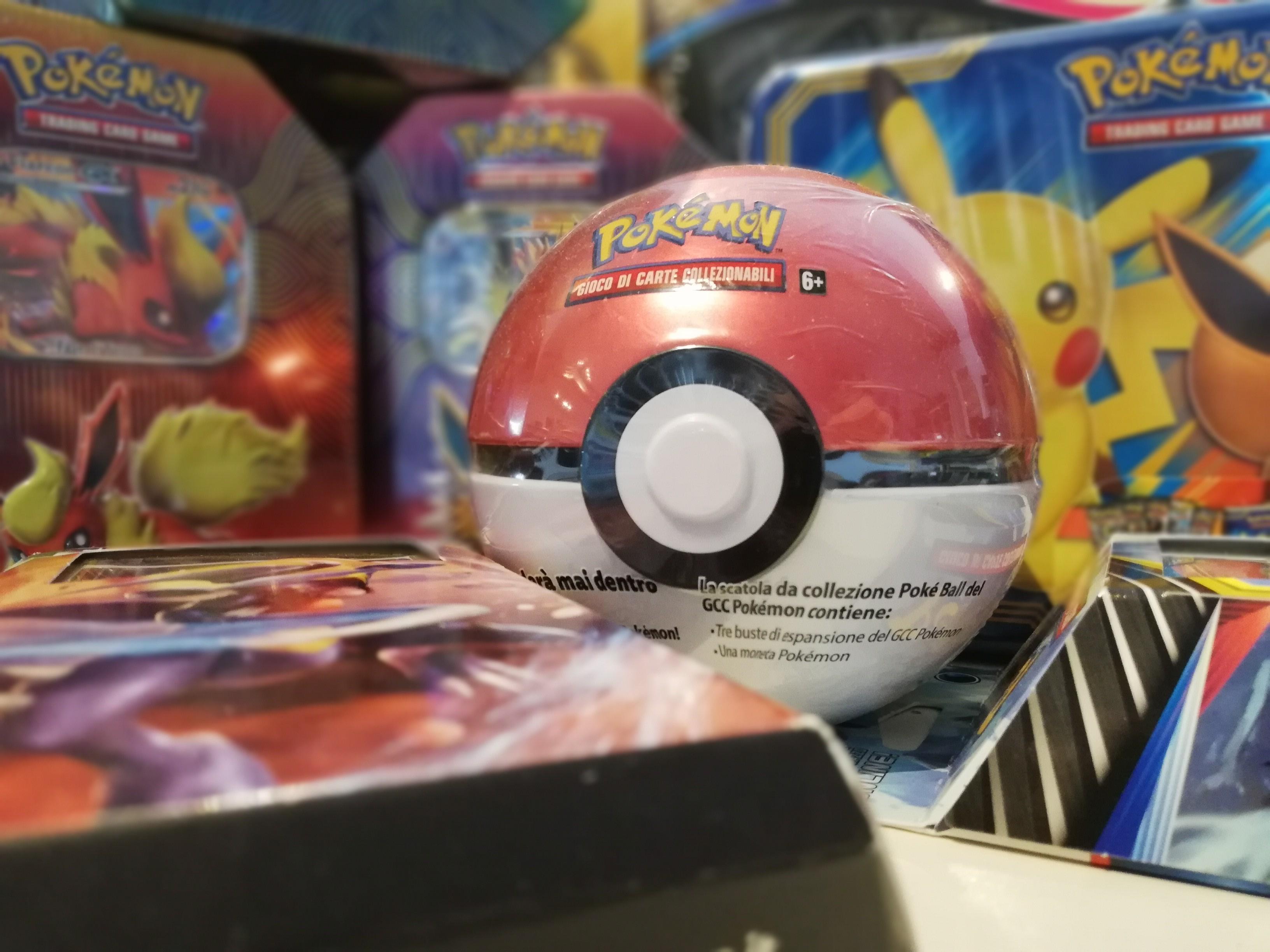 Sezione Pokemon